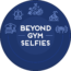 Beyond Gym Selfies Logo